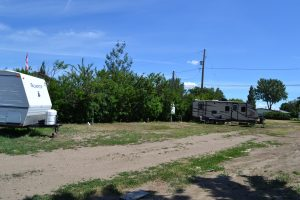 outer area of villager motel